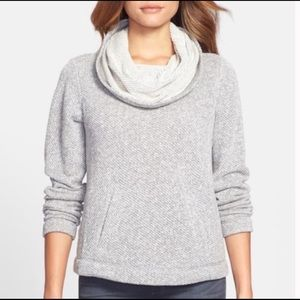 Eileen Fisher Cowl Neck Sweater